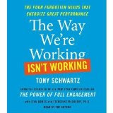The Way We are Working Isn't Working