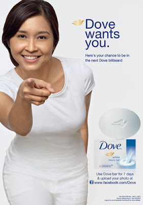 Dove Philippines on Facebook