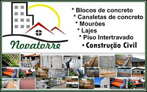 NOVATORRE CONSTRUÇÕES. Nova Guarita MT