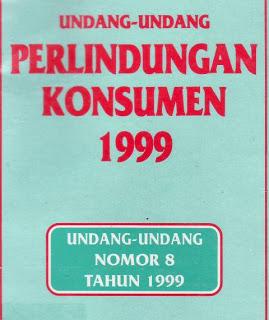 Undang Undang Perlindungan Konsumen