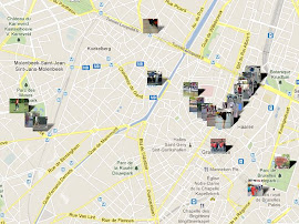 Brussels Barefoot's Pics Map!