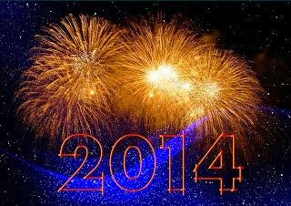 Ucapan Tahun Baru 1 Januari 2014