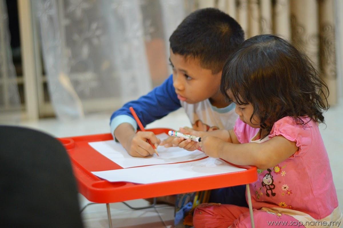 Foto - Auni ingin belajar juga