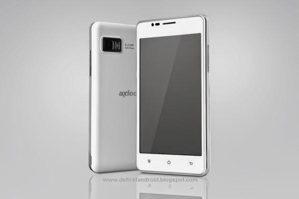 Hard Reset Android Axioo / unlock