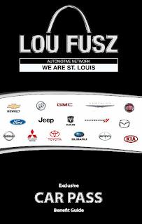 Lou Fusz Car Pass, Toyota St. Louis, Reward Program