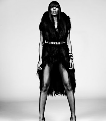 Фотосессия Kelly Rowland для журнала Wonderland