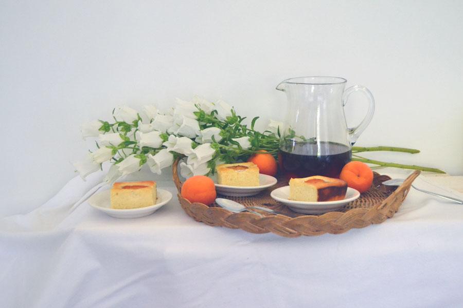 recette gateau abricot amande ricotta
