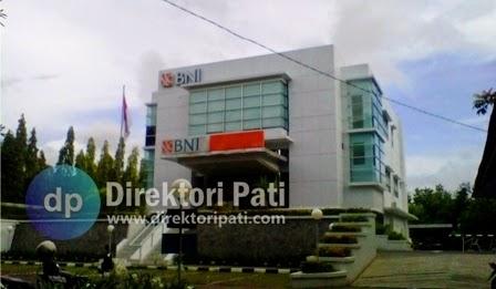 Kantor Bank BNI Cabang Pati
