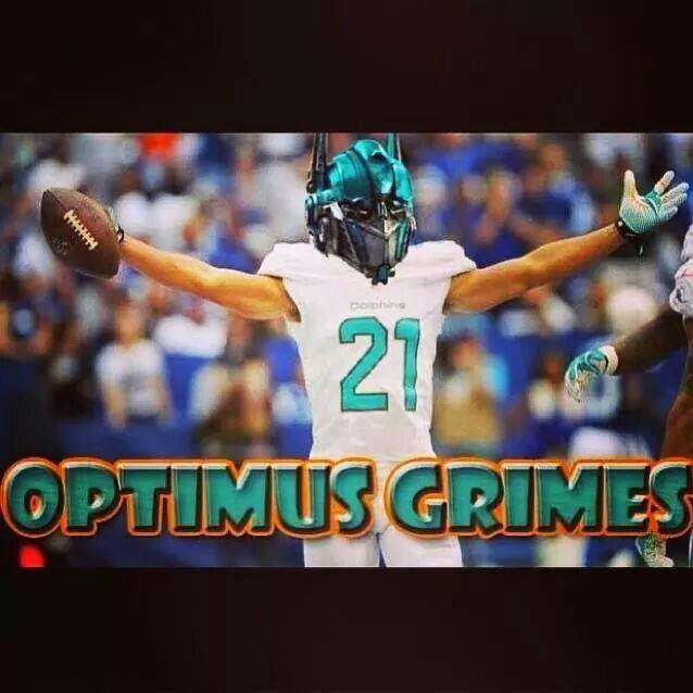 Optimus Grimes