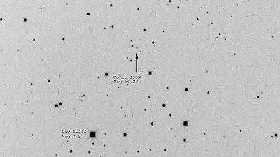 cometa noviembre 2013