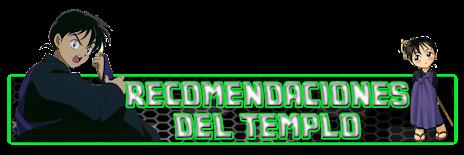 RECOMENDACIONES DEL TEMPLO