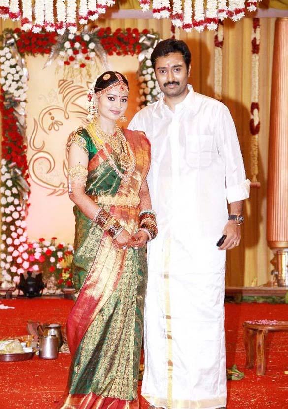 Sneha And Prasanna Wedding Stills Images Wallpapers Photos