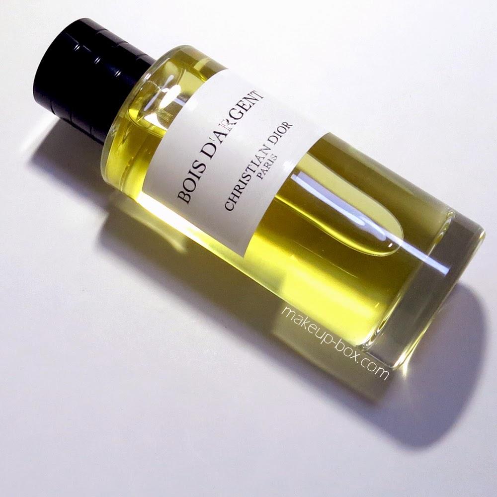 The Makeup Box Christian Dior La Collection Privée  Bois  ~ Dior Bois D Argent Price