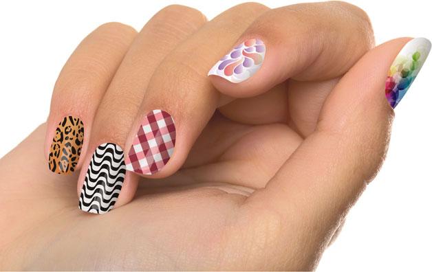 nails nail Óleos Naturais para o Crescimento das Unhas