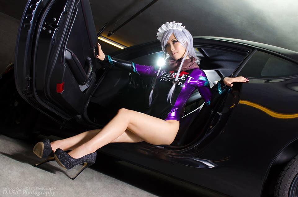 Cosplayer of the Week 07-01