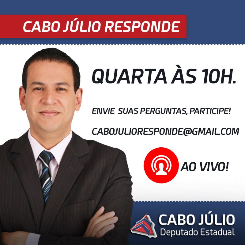 CABO JÚLIO RESPONDE