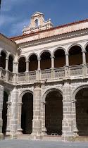 El Conventual Santiaguista de Calera de León