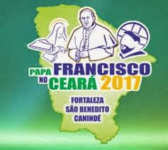 Papa no Ceará.