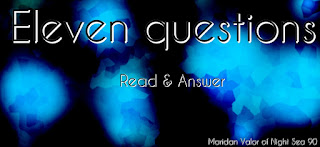 Eleven Questions; To read and answer. Night Sea 90