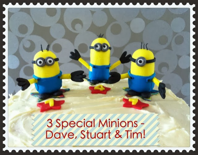 Baking Bees 3 Special Minions Dave Stuart Tim