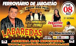 CLUBE FERROVIÁRIO JABOATÃO - SHOW DOS PAIS.