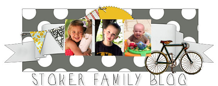 Stoker Family Blog