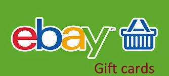 Ebay 100$ Gift Card for Free - With Working - Ebay Gift cards Download