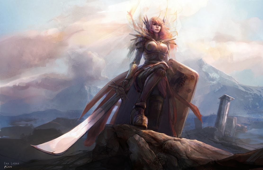 Leona League of Legends Wallpaper, Leona Desktop Wallpaper