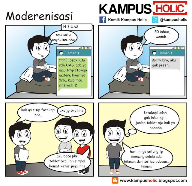 #009 Moderenisasi