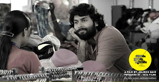 jishnu on the sets