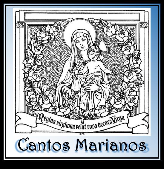 Página de Cantos Marianos