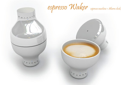 The Unic coffeemaker - Espresso waker coffeemaker