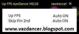 Cit Up FPS AyoDance V6116 Januari Februari 2015