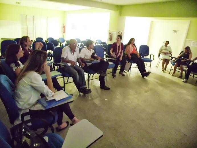 GESAN promove Formação de Conselheiros de SAN em Cariacica (agosto de 2012)