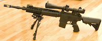 Mark 12 Mod X Special Purpose Sniper Rifle