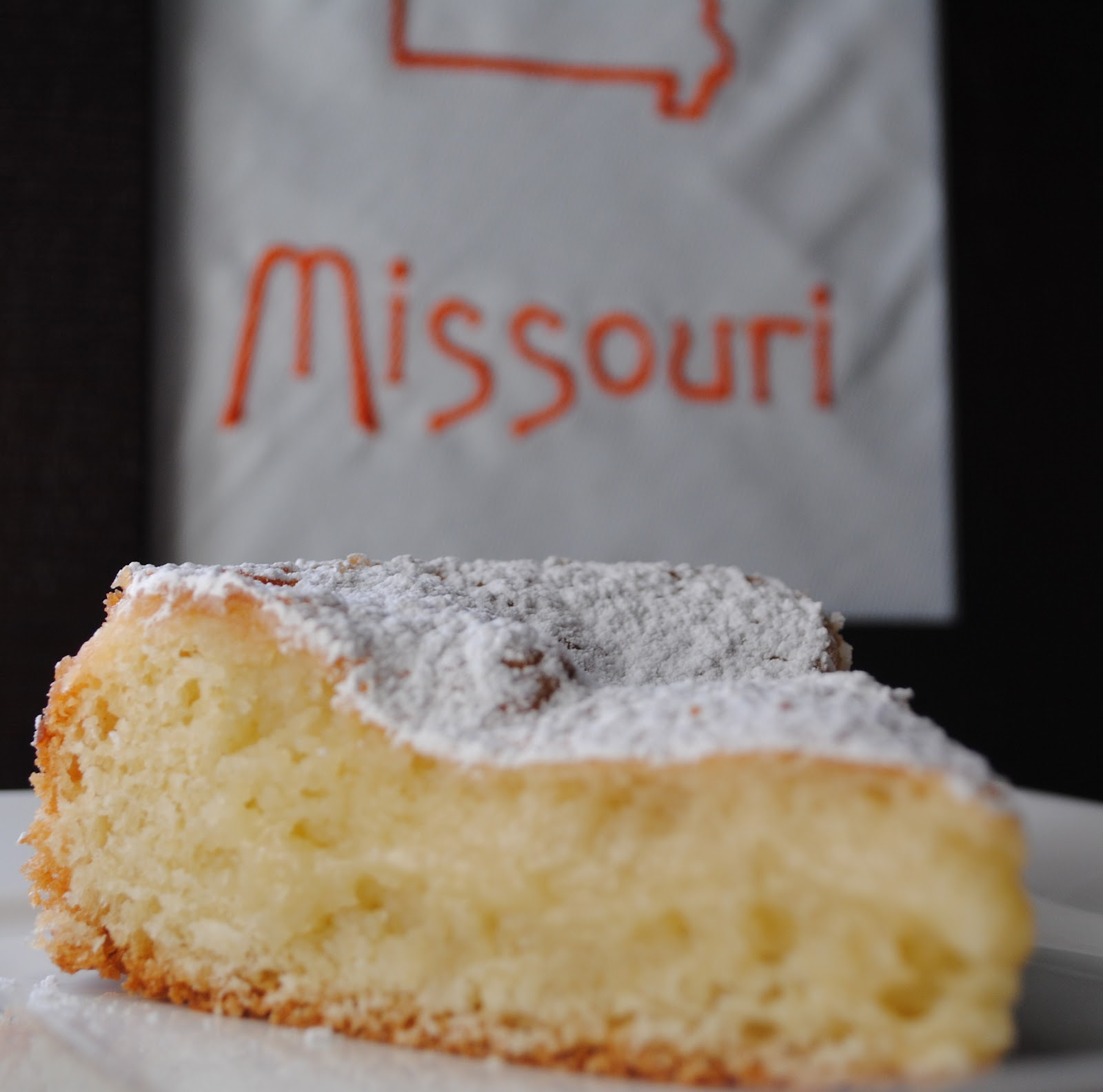 Sweet State Of Mine Missouri Gooey Butter Cake Old St Louis