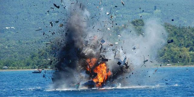 Pekan depan, Menteri Susi tenggelamkan 14 kapal asing ilegal
