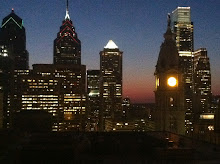 Philly Sunset
