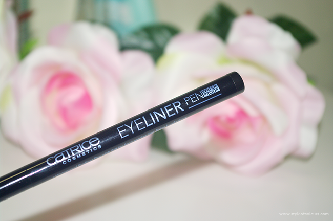 Catrice Eyeliner Pen Review
