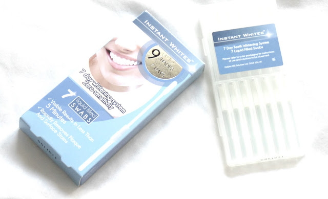 Initial Impressions: Instant Whites