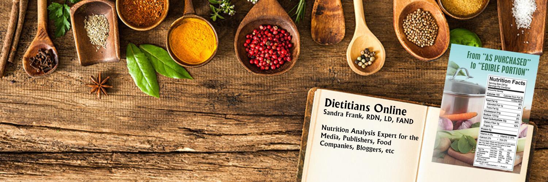 Dietitians Online Blog