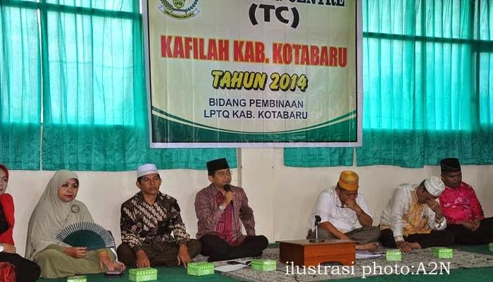 LPTQ Kotabaru Lakukan Pembinaan Panitia Kecamatan