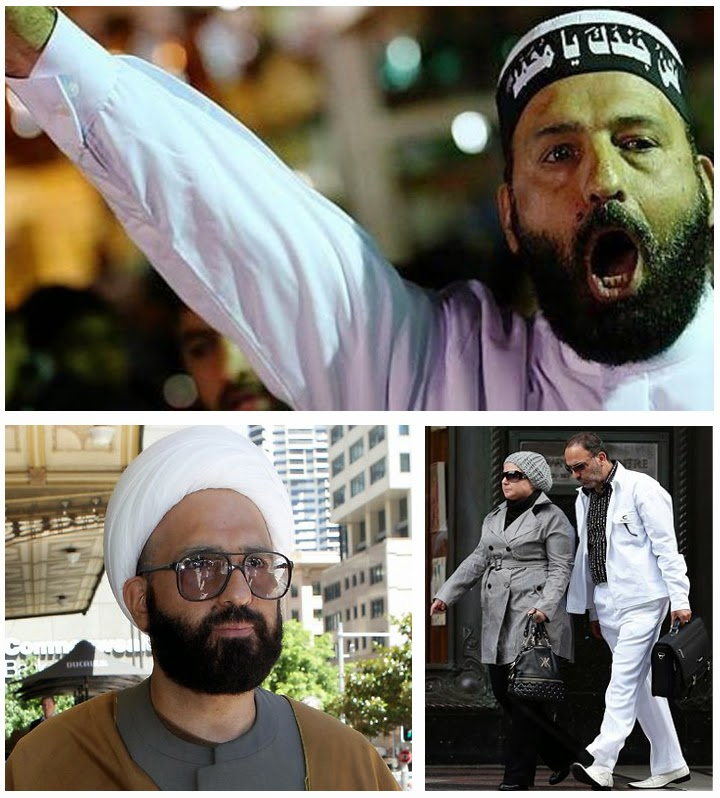 The `Shape-Shifting Sheik` and the `Sydney Siege`