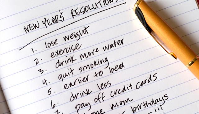 Resolusi Tahun Baru untuk Tahun yang Lebih Berprestasi