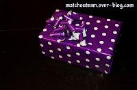 faire un noeud cadeaux