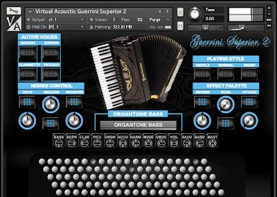 Virtual Acoustic - Guerrini Superior 2