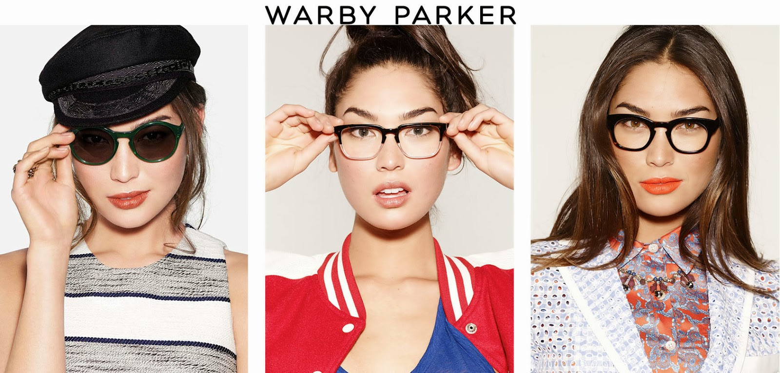 Eyewear with Warby Parker | KQNstyle : Fashion Blog