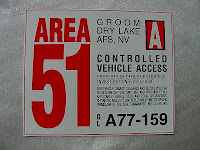 Area51 decal