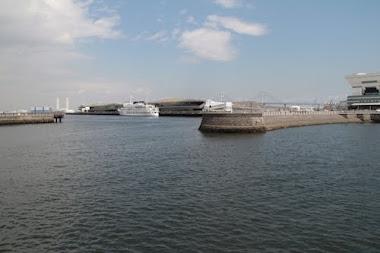 現在の大桟橋