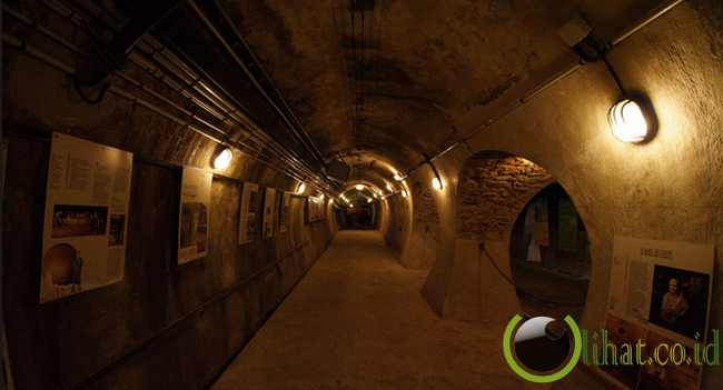 Paris Sewer Museum, Prancis